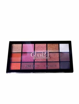 Glam21 Pro Extra Eye Palette NO 2
