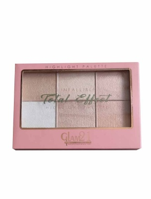 Glam21 Total Effect Highlight Pallet no 01